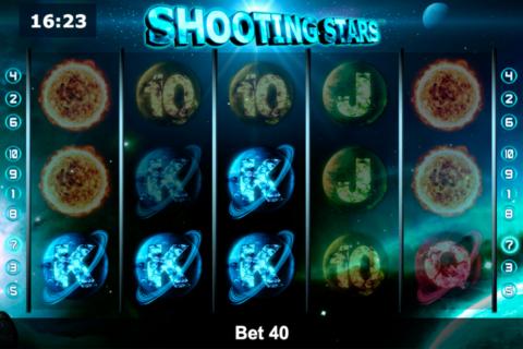 shooting stars novomatic