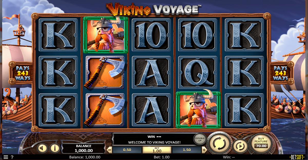viking voyage betsoft
